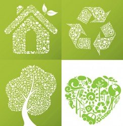 Eco friendly Creative Icon