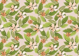 Flowers Wallpaper Pattern