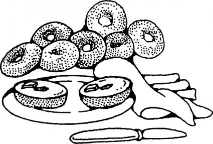 Bakery Breakfast Bagels
