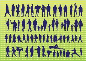 Active Vector Silhouettes