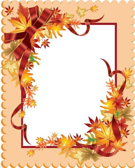 Beautiful Leaves Card 03
