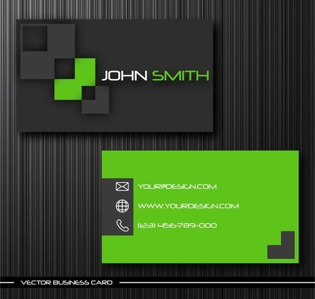 Gorgeous Simple Business Card Templates