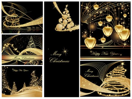 Dream Christmas Background Vector Christmas Background mater