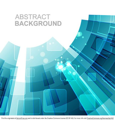 Good Abstract Tech Background