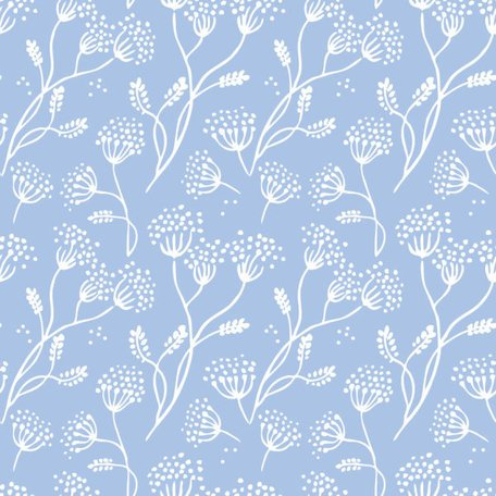 Retro floral pattern 01