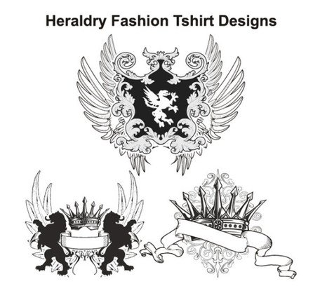 Tendenza europea di design t-shirt