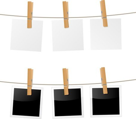 Free Hanging Photo Clipart And Vector Graphics Clipart Me