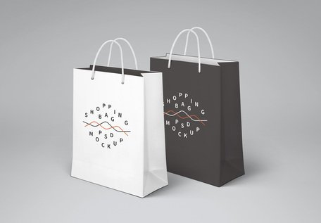 Borsa shopping PSD MockUp