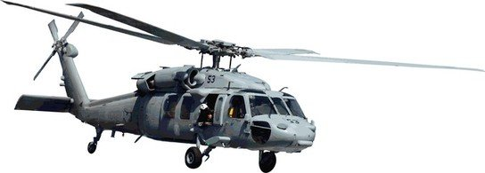 Gratis Black Hawk helikopter