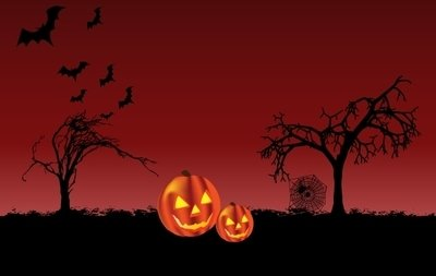Scary Halloween Night Layout, free vectors - Clipart.me