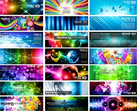 Brilliant Light Effects Dynamic Business Cards 02