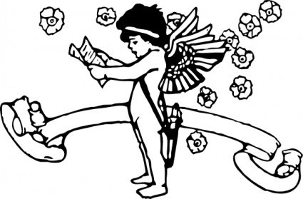 Cupid With List