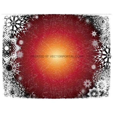 Ai XMAS VECTOR BACKGROUND 2