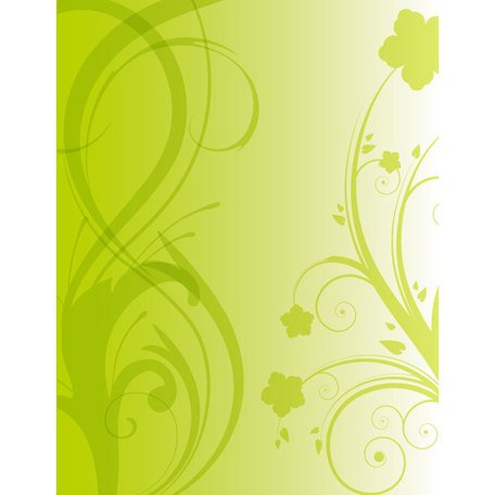 DECORATIVE FLORAL STOCK VECTOR.ai