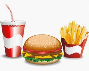 Stock Illustrations Fast-Food#2#Vector