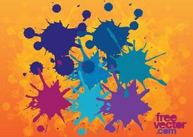 Splatter Graphics