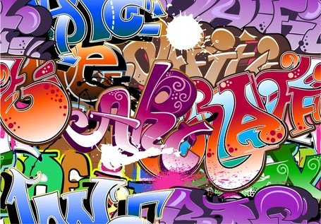 Hermoso Graffiti Font Design 05