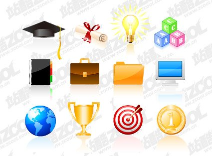 A set of useful icons