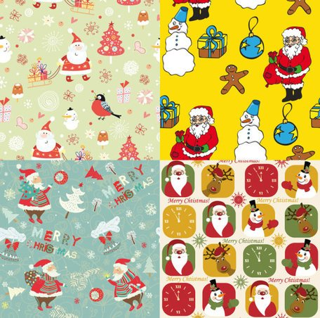 Lovely Santa Claus Wallpapers