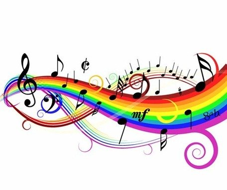 Free Colorful Music Background Clipart And Vector Graphics Clipartme