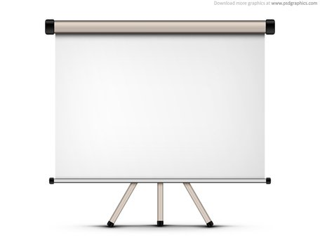 Free Blank Projection Screen Psd S Clipart And Vector