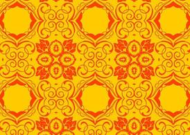 Seamless Pattern floreale