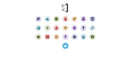 22 Android Spooky Secret Icons Set