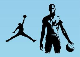 Michael Jordan Clip Art, Vector Michael Jordan - 37 Graphics ...