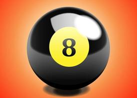 Realistic 8 Ball