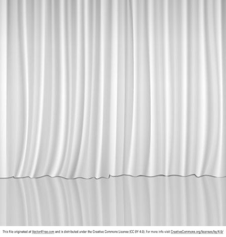 Stage Curtain Clip Art, Vector Stage Curtain - 118 Graphics ...