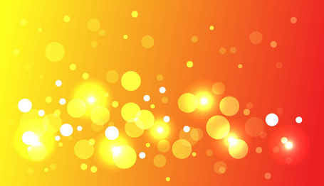 Abstract Sparkling Background