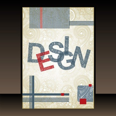 Klasický Book Cover Design 03