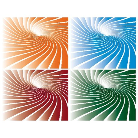 TWISTED SUNBEAMS VECTOR BACKGROUND.eps