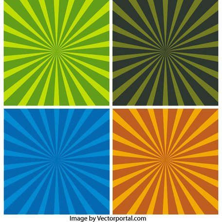 SUNBEAMS VECTOR SET.eps