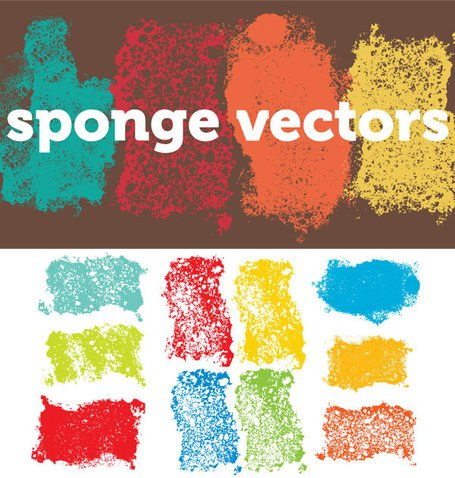 Sponge Texture Vector Resource