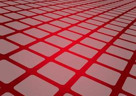 Square Floor Pattern