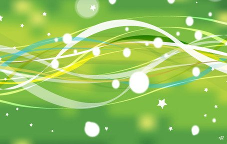Abstract colorful background vector-2