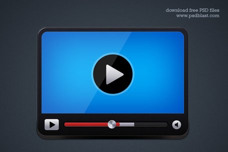 Video Player-Symbol