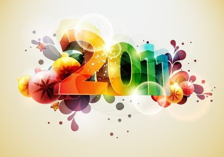 2011 New Year Card