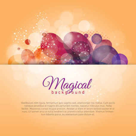 Magical Background