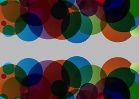 Colorful Circles Graphics
