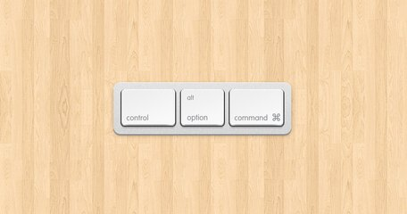 Mac Keyboard Buttons