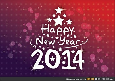 Happy New Year-2014