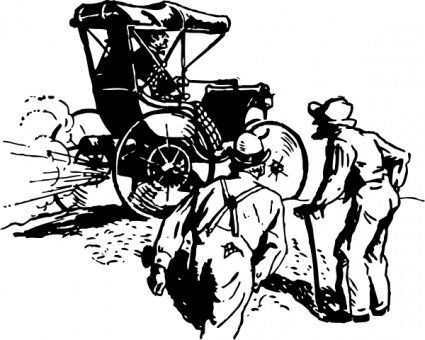 An Early Gas Buggy