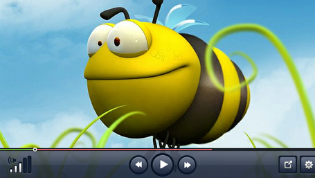 Video Player voor Websites