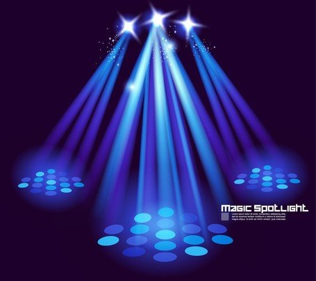 Stage Lighting Effects 03