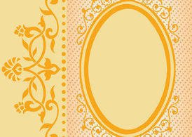 Vintage Background Vector Design 2