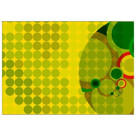 RETRO CIRCLES ON TRANSPARENT VECTOR SPOTS.ai