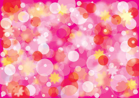 Blured sparcles pink background