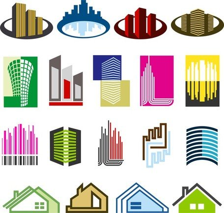 16 gratis Real Estate Vector logo